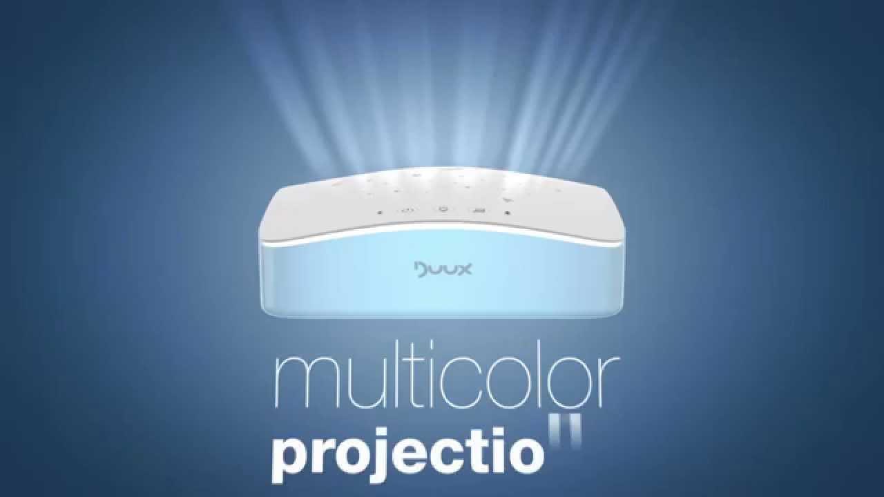 Znalezione obrazy dla zapytania projektor duux bluetooth