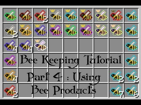 FTB - Forestry Bee Keeping Guide : Part 4 Using Produce - Unblock