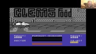 Lukozer Retro Game Review 479 - Blade Runner - Commodore 64