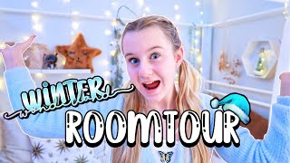WINTER ROOMTOUR WEIHNACHTEN ROOM MAKEOVER I MaVie Noelle