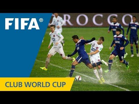 HIGHLIGHTS: Cruz Azul - Western Sydney (FIFA Club World Cup 2014)