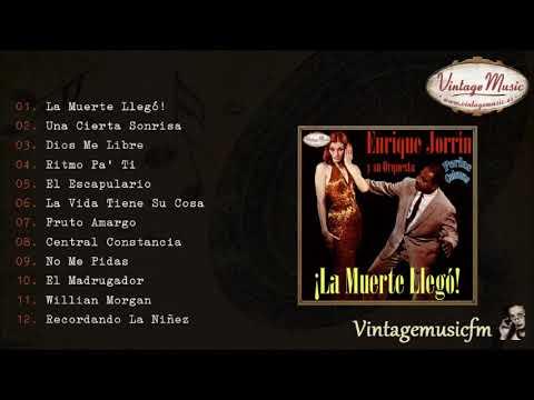 Enrique Jorrin. El Muerto Llego, Colección Perlas Cubanas #73 (Full Album/Álbum Completo)