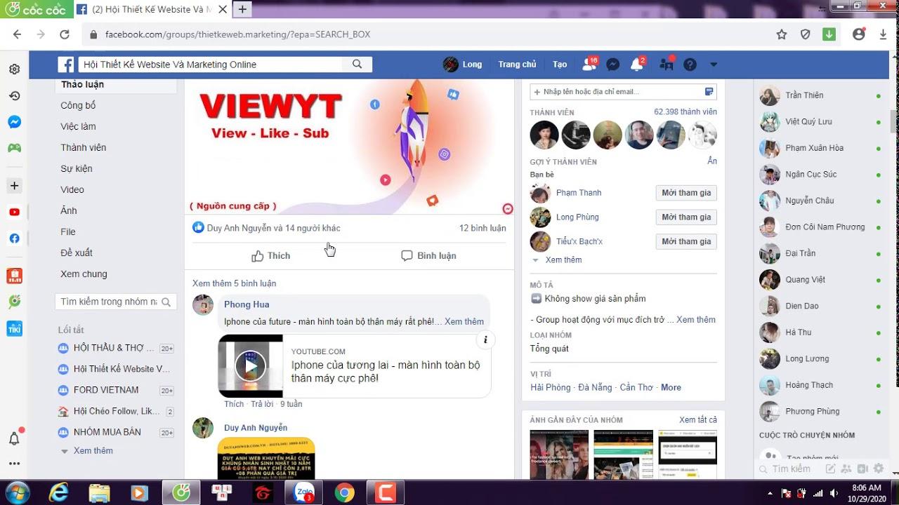 Cách Tìm Kiếm Khách Hàng Tiềm Năng trên Hội Nhóm Facebook