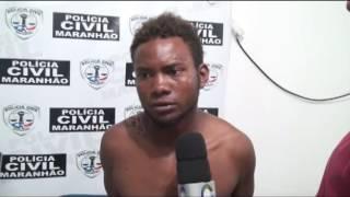 MATADOR DE VELHINHO TENTA INTIMIDAR REPÓRTER E LEVA FUMO.