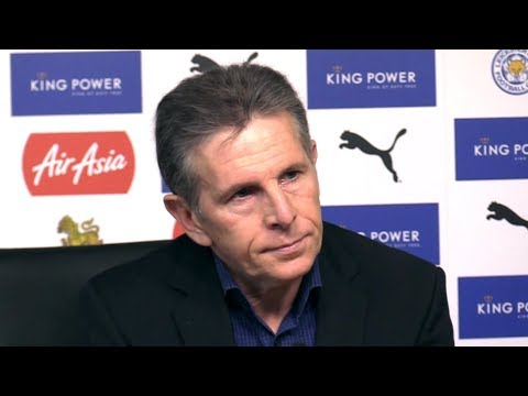 Claude Puel Full Pre-Match Press Conference - West Brom v Leicester - Premier League