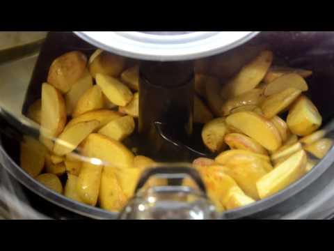 Ароматные Картофельные Дольки