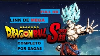 DESCARGAR CAPÍTULOS DE DRAGON BALL SUPER| COMPLETOS HD