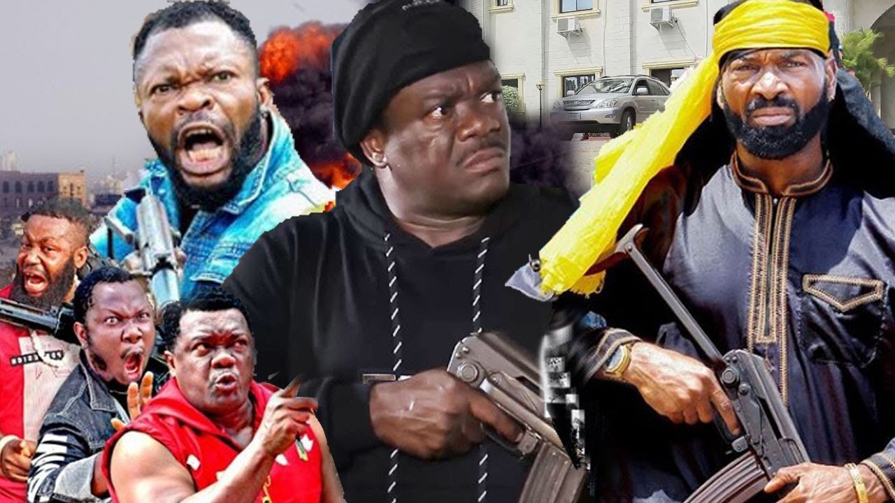 Download The Best Action Movie on YouTube Now season 1- Sylvester Madu Kevin Ikeduba Trending Nollywood movie