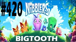 rovio nibblers bigtooth boss level 420 three star walkthrough
