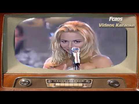 Marta Sanchez desperada karaoke