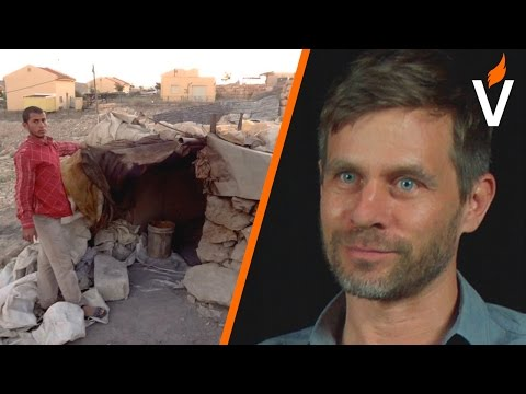 Writing about the West Bank and Palestine | Author Ben Ehrenreich