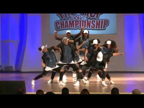 V-Capital - (Division Varsity) @ Hip Hop International Dominican Republic 2016 Finals