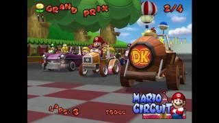Mario Kart Double Dash!! on S7 Edge Exynos (Android 8 0) - Dolphin