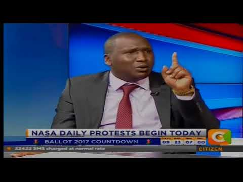 Power Breakfast: NASA Daily Protest Begin Today