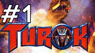 A Runthrough Turok: Rage Wars Part 1 *N64*