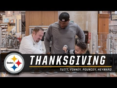 Happy Thanksgiving From The Pittsburgh Steelers