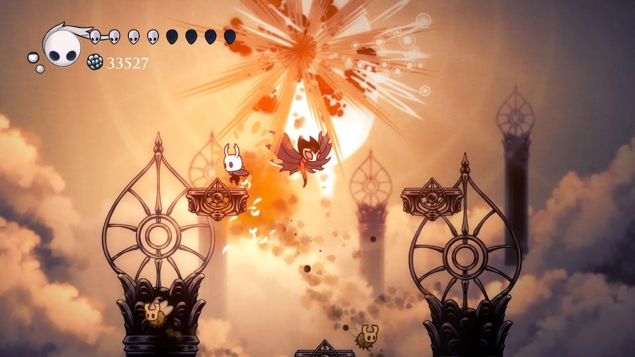 Hollow Knight By Team Cherry Kickstarter