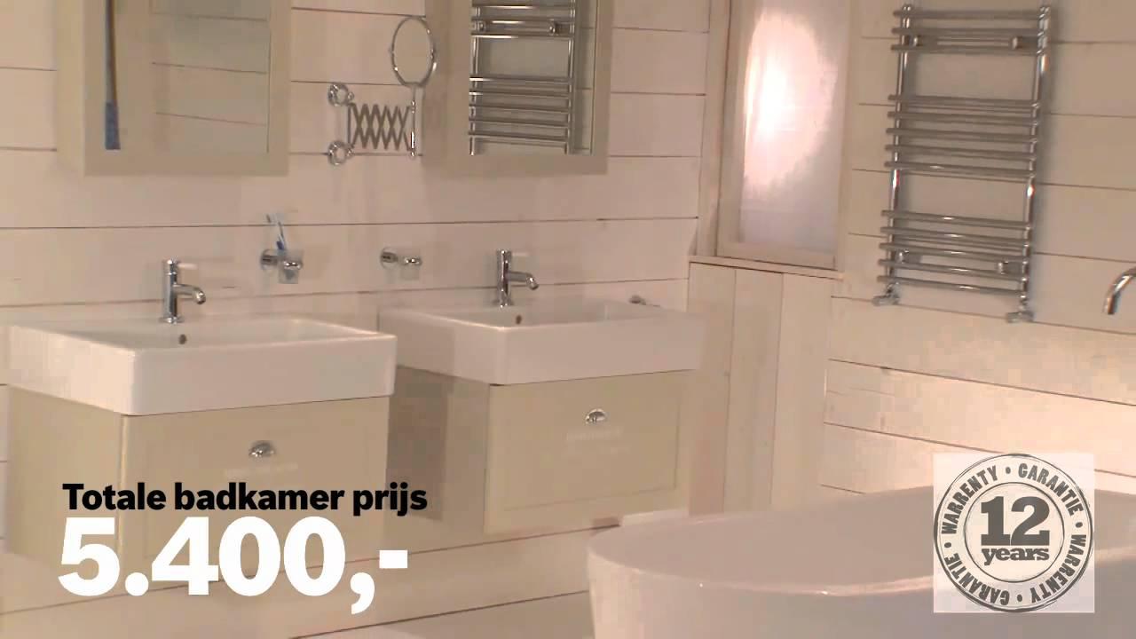 Van Heck Badkamers : Van heck badkamer badkameraccessoires youtube