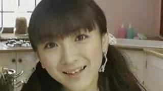 horie yui Album [rakuen] CM.