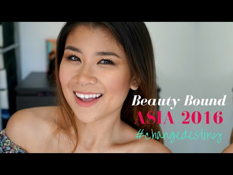 Beauty Bound Asia 2016 | COLORMESUNSHINE #changedestiny