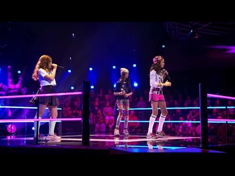 Dina, Lola & Cecilia – 'Problem' | Battle | The Voice Kids | VTM