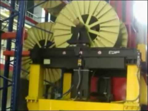 ASRS - Auto Storage And Retrieval System - Vijay Machine Tools, Hyd, India - +91-8008434343
