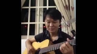 Duyên Phận guitar solo [Mitxi Tòng]
