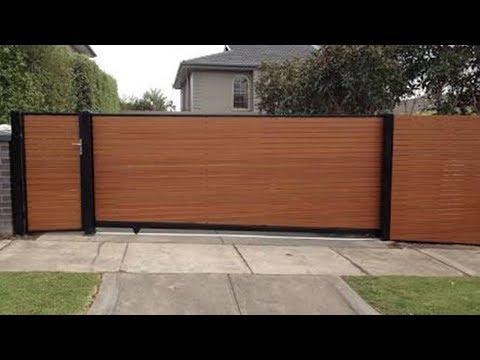 Sliding Gate Designs 2018|| Latest Gate Designs || LAK Productions