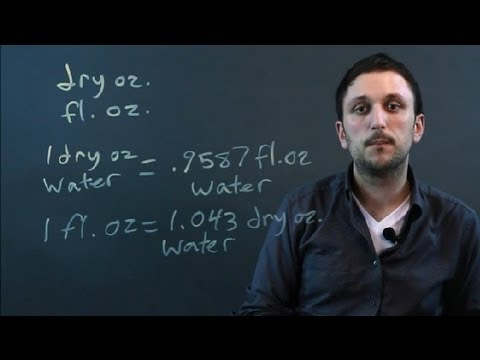 How To Calculate Solid Ounces To Fluid Ounces Math Conversions