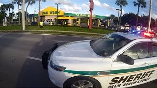 Motorcycle Police Chases Compilation #10 - FNF