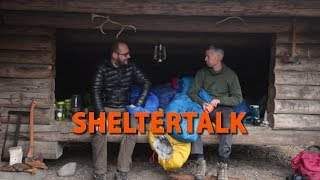Sheltertalk Soveposetema