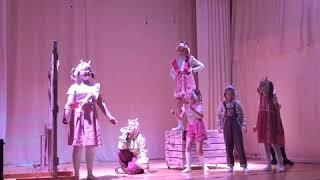 Опера «Волк и семеро козлят»