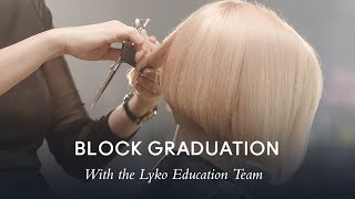 Lyko Foundation Techniques - Block Graduation
