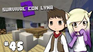CERSO DECORA SU CASA | Survival con Lyna 2 | Episodio 45