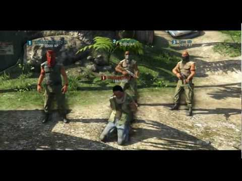 Friends Play / Far Cry 3 Multiplayer -  Part 1