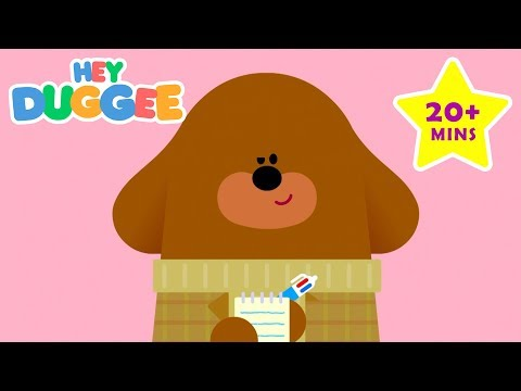 Working Together - 20+ Minutes - Duggee's Best Bits - Hey Duggee
