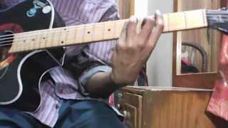Te amo (Reprise) by Mohit Chauhan Guitar Lesson