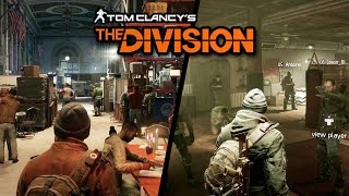 BREAKDOWN OF NEW GAMEPLAY TRAILER! Tom Clancy's The Division Base of Operations Walkthrough; Dogs!