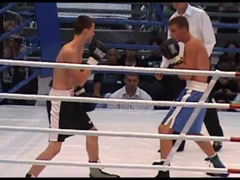 BOXING TIME IN JURMALA |Sniedze - Kalinovskij| 29-07-2011