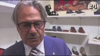 GuidoMaggi at #shoesfromitaly Tokyo. Video interview from