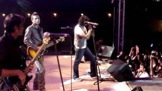 strings ( zinda hun) live at ramada hotel...