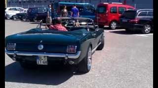 Ford Mustang 1965 V8 289 cui NICE SOUND