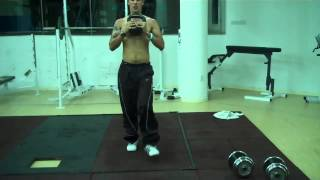 Paphos Personal Trainer - 3 Way Lunge Combo - Bodyshape Fitness