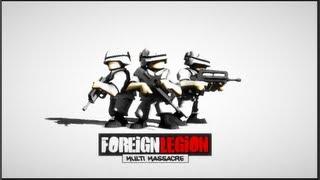 Играем в Foreign Legion Multi Massacre