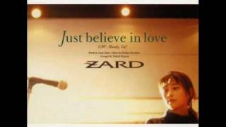 ZARD「Just believe in love」恋華のカラオケ
