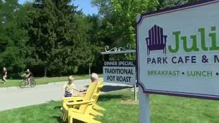 Julie's Cafe & Motel - Door County Lodging/Dining - Fish Creek