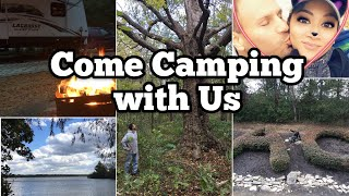 What The Hale$ Visits Alum Creek State Park In Ohio Camping On Sweetest Day