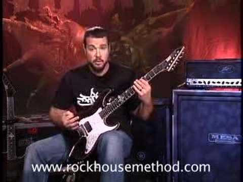 Rob Arnold of Chimaira Teaches One of His Favorite Riffs