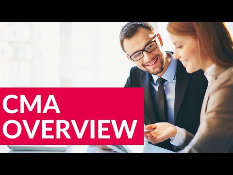 How to Create a CMA (overview)
