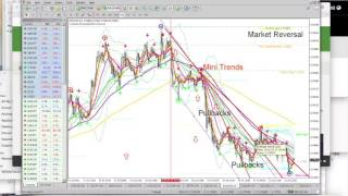 Free Chart Training: How To Correctly Trade Reversals and Pullbacks